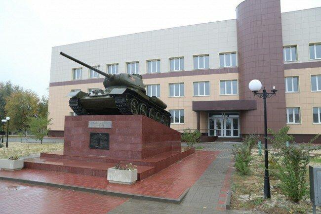 75 лет с начала контрнаступления под Сталинградом